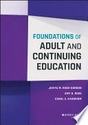 Foundations of Adult and Continuing Education
