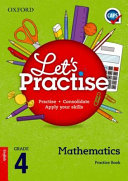 Books - Oxford Lets Practise Mathematics Grade 4 Practice Book | ISBN 9780199052066