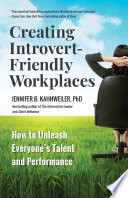 Creating Introvert Friendly Workplaces Book