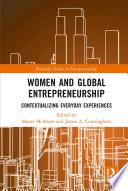 Women and Global Entrepreneurship