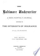 The Baltimore Underwriter Pdf/ePub eBook