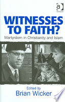 Witnesses to Faith? Read Online