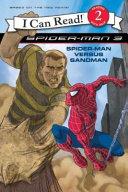 Spider-Man 3: Spider-Man Versus Sandman