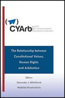 Czech and Central European Yearbook of Arbitration 2011: The ...