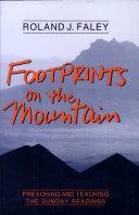 Footprints on the Mountain