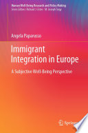 Immigrant Integration in Europe