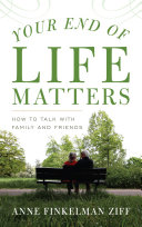 Your End of Life Matters Pdf/ePub eBook