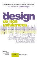 Pdf Le « design » de nos existences Telecharger