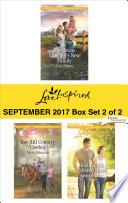 Harlequin Love Inspired September 2017 Box Set 2 Of 2