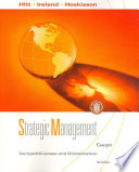 Strategic Management: Competitiveness and Globalization, Concepts