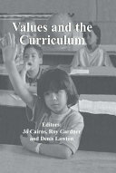 Values and the Curriculum