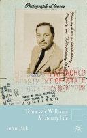 Tennessee Williams Pdf/ePub eBook