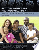 Factors Affecting Neurodevelopment Book