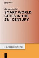 Smart World Cities in the 21st Century Pdf/ePub eBook