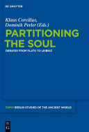 Partitioning the Soul