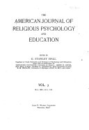 Journal of Religious Psychology ebook