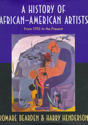 A History of African American Artists Book PDF
