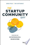 The Startup Community Way Book