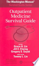 Washington Manual Outpatient Medicine Survival Guide