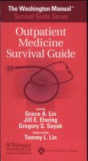 Washington Manual Outpatient Medicine Survival Guide