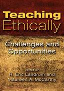 Teaching Ethically