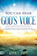 You Can Hear God's Voice Pdf/ePub eBook