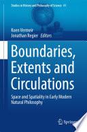 Boundaries  Extents and Circulations