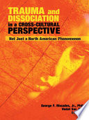 Trauma and Dissociation in a Cross Cultural Perspective