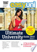 EASYUNI Ultimate University Guide 2015