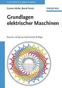 Grundlagen elektrischer Maschinen