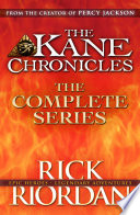 The Kane Chronicles The Complete Series Books 1 2 3