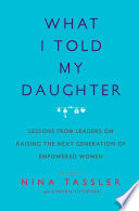 What I Told My Daughter Book PDF