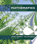 Using and Understanding Mathematics + Mathxl 12-month Student Access Kit + Student's Study Guide and Solutions Manual for Using and Understanding Mathematics