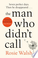 The Man Who Didn t Call Book