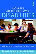 Working with Students with Disabilities: A Guide for Professional ...