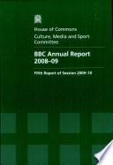 Bbc Annual Report 2008 09