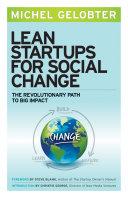 Lean Startups for Social Change