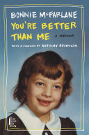 You're Better Than Me Book