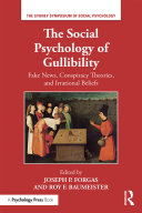 Pdf The Social Psychology of Gullibility Telecharger