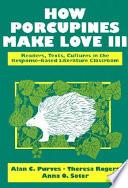 How Porcupines Make Love III