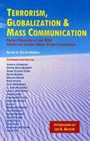 Terrorism  Globalization   Mass Communication Book PDF
