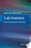 Scale Invariance Book