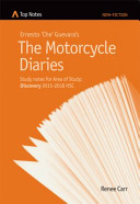 Top Notes the Motorcycle Diaries Book