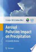 Aerosol Pollution Impact on Precipitation