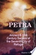 Petra  the Seventh City of Refuge