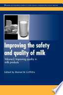 Improving the Safety and Quality of Milk Book