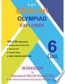 Ehf English Olympiad Explorer Class 6