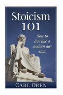 Stoicism 101