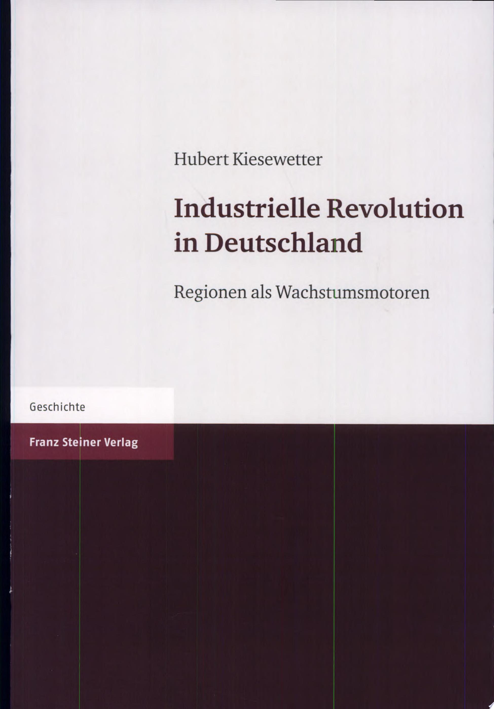 Industrielle Revolution in Deutschland