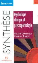 Pdf Psychologie clinique et psychopathologie Telecharger